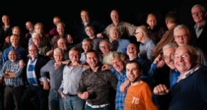 Groepsfoto Heart of Holland Chorus